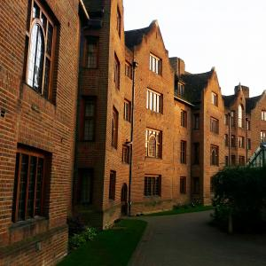 Fisher building - student accommodation
