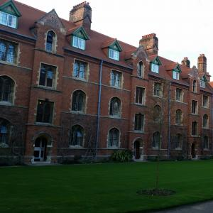 Friars' Court - student accommodation
