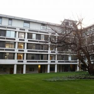 Cripps Court - student accommodation