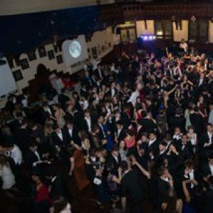 A space-themed Medicine Society Ball! Credit Gwilym Rowbottom Photography