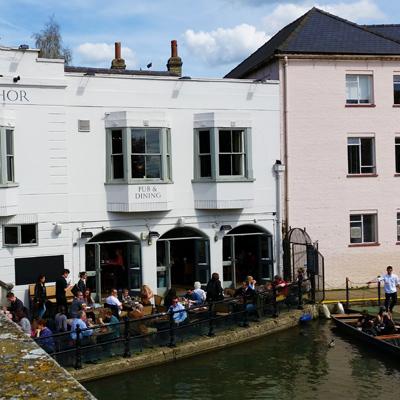 Cambridge as a city